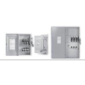Siemens HF361R Safety Switch, Fused, 3R, 3P, 30A, 600VAC, HD