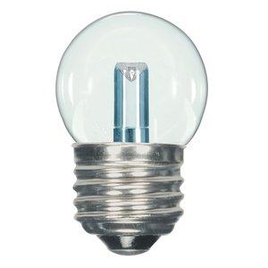Satco S9160 SATCO S9160 1.2 watt LED; S11; 2700K; Medium base; 120 volts