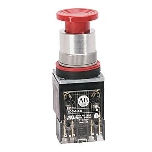 Allen-Bradley 800MR-D2AK MUSHROOM 22MM 800MR