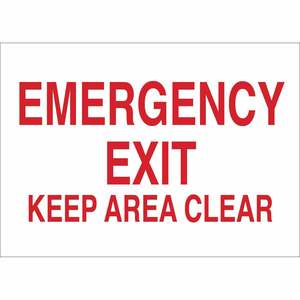 22479 DIRECTIONAL & EXIT SIGN