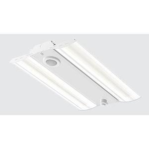 Hubbell-Columbia Lighting PEL4-50MH-FAN-EDU LED High Bay, 4', 5000K, 24000 Lumen, 158 Watt, 120–277V