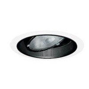 "Juno Lighting 688-WWH Trim, 5"", Gimbal Ring, Adjustable, White Baffle"