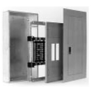 "ABB AF43F Panel Board, Front Trim, 43-1/2"" x 20"", A Series, Flush"