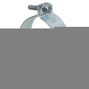 "Superstrut 702-4-EG Rigid Strut Strap, 4"", Material: Steel, Finish: Electro-Galvanized"