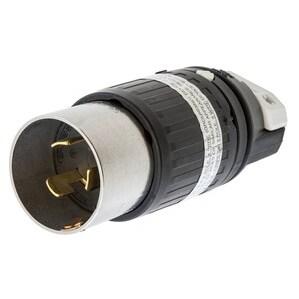 Hubbell-Kellems HBL7765C 3P4W, 50A 600V AC Max, Nylon Cover, Rynite Interior