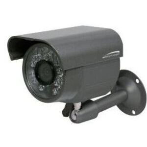Speco Technologies CVC617T Camera, Bullet, 960H, Weather Resistant, IR, 3.6mm Fixed Lens, 12VDC