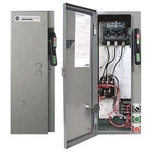 Allen-Bradley 502-BCCD-3-4LGR-24J-414-90189-TB6 NEMA SIZE 1 COMBINATION CNTCR DISCON