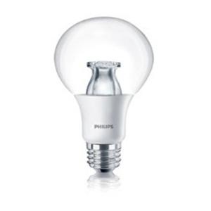 Philips Lighting 7G25/LED/827-22/E26/DIM-120V LED Lamp, Globe, G25, 7W, 120V