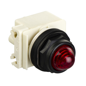 9001SKP38R9 PILOT LIGHT 120V 30MM SK +OP
