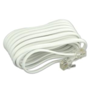 Leviton C2413-15W 15' Line Cord White