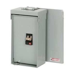 CH30SPA-ST SPA PANEL 4CT 2P 30AMP C/W GF