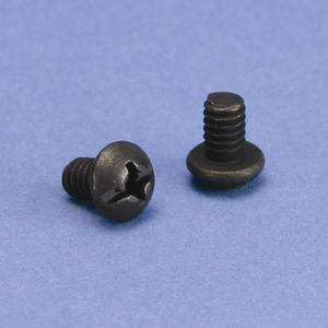 """Erico Caddy S3575BP50 Screw, Type: Combination Dome, Size: 1/4 - 20 X 3/8"""", Steel"""