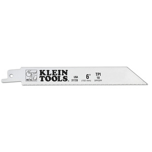 """31728 6"""" SAW BLADE 18 TPI FOR METALS"""