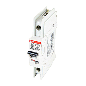 ABB S201UP-K10 1 Pole Circuit Breaker *** Discontinued ***