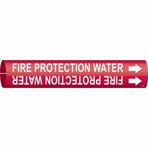 4060-D 4060-D FIRE PROT WATER/RED/D