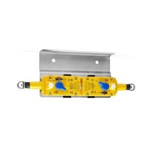 Allen-Bradley 440E-L13229 LRS4 DUAL SWITCH W/O E-STOP