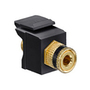 40833-BEE BLK QKPORT SNAPIN MOD W/ BLK