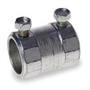 "Hubbell-Raco 2150 EMT Set Screw Coupling, 2-1/2"", Steel"