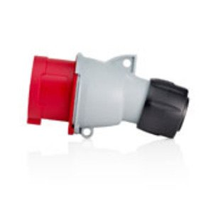 Leviton SP432-P6 PLUG-3P4W32A380/415VAC *** Discontinued ***