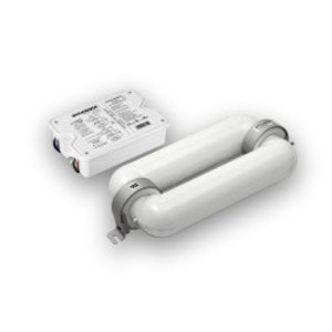 SYLVANIA ICE100/841/2P/ECO Fluorescent Lamp, Electrodeless, 100W, 4100K *** Discontinued ***