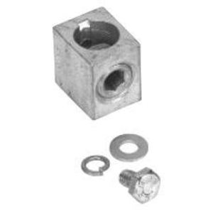 GE FD1LK1 Lug Kit, 100A, 3 Mechanical Connectors, for FD1 Disconnects