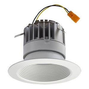 "Lithonia Lighting 4BPMWLED40K90CRIM6 P Series 4"" LED Module"