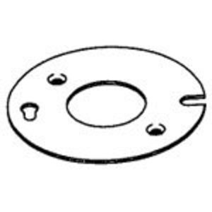 Bowers 300-SR BOW 300-SR SGL RCPT COVER F/3-0