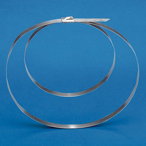 Panduit MLT4DSH-Q MLT Tie, 304 SS, Double Wrap, Super Heav