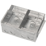 62W T&B STEEL FLOOR BOX