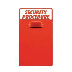 CB322E PRINZING SECURITY PROCEDURE CLIPB