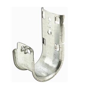 "Erico Caddy CAT16HP J-Hook, 1"", Steel"