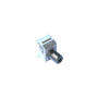 CON-1C-WH SINGLE PACK CABLE JACK