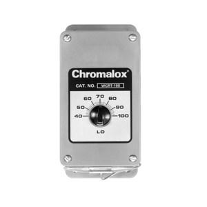 Chromalox 223589 Thermostat, SPDT, 40-100°F, Wall Mounted, NEMA 4X