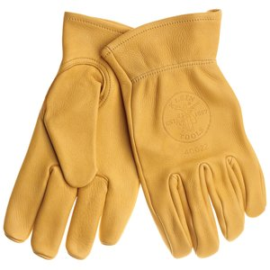 Klein 40023 Cowhide Work Gloves, XL