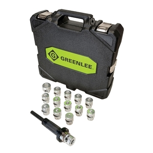 Greenlee GTS-THHN Cable End Stripper W/ THHN Copper Bushing Kit