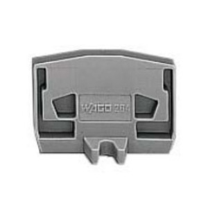 Wago 02640361 264-361 END PLATE W/FIXING FLANGE 25/PKG