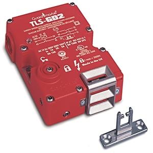 Allen-Bradley 440G-T27256 Locking Switch, 24V AC/DC, Solenoid, GD2 Standard Actuator