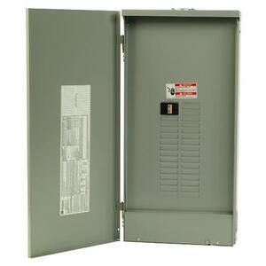 Eaton CH32B200R Load Center, Main Breaker, 200A, 120/208/240V, 1PH, 32/32, NEMA 3R