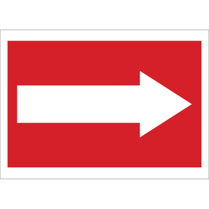 25764 DIRECTIONAL & EXIT SIGN