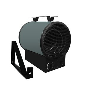 King Electrical PGH2448TB 4800W Portable Unit Heater