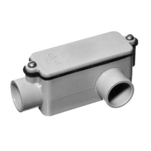 "Carlon E984H-CAR 1-1/2"" Type Ll Conduit Body"
