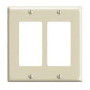 80409-NI IV WP 2G STD SIZE DEC W/SCR