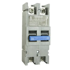 Milbank UQFBH-200 200a 4t Rl Swy Ug