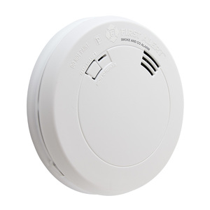 BRK-First Alert 1039872 Smoke & CO Combo Alarm with Voice, Model# PRC710V