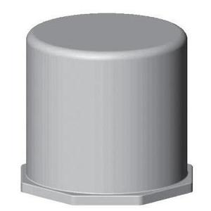 "Multiple 125CAP 1-1/4"" PVC Conduit Cap"