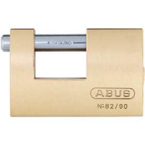 Abus C082905 Solid Brass Shackle