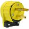 Pass & Seymour 4337-9 2P/3W 30A 125V Angle Plug