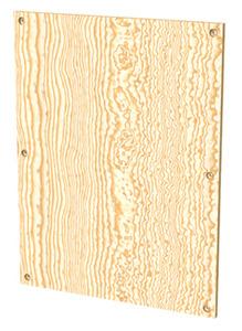 nVent Hoffman E90P70W Wood Panel, 900x700mm