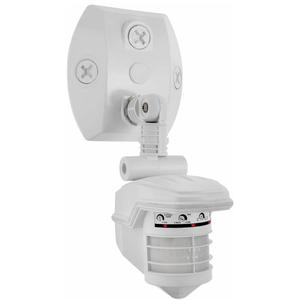 RAB STL360W Motion Sensor, Super Stealth, 1000W, White