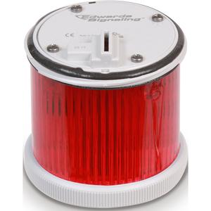 Edwards 270LEDMR120A 270 Red LED M-mod 120vac Gry